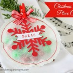 Christmas Treat Place Cards