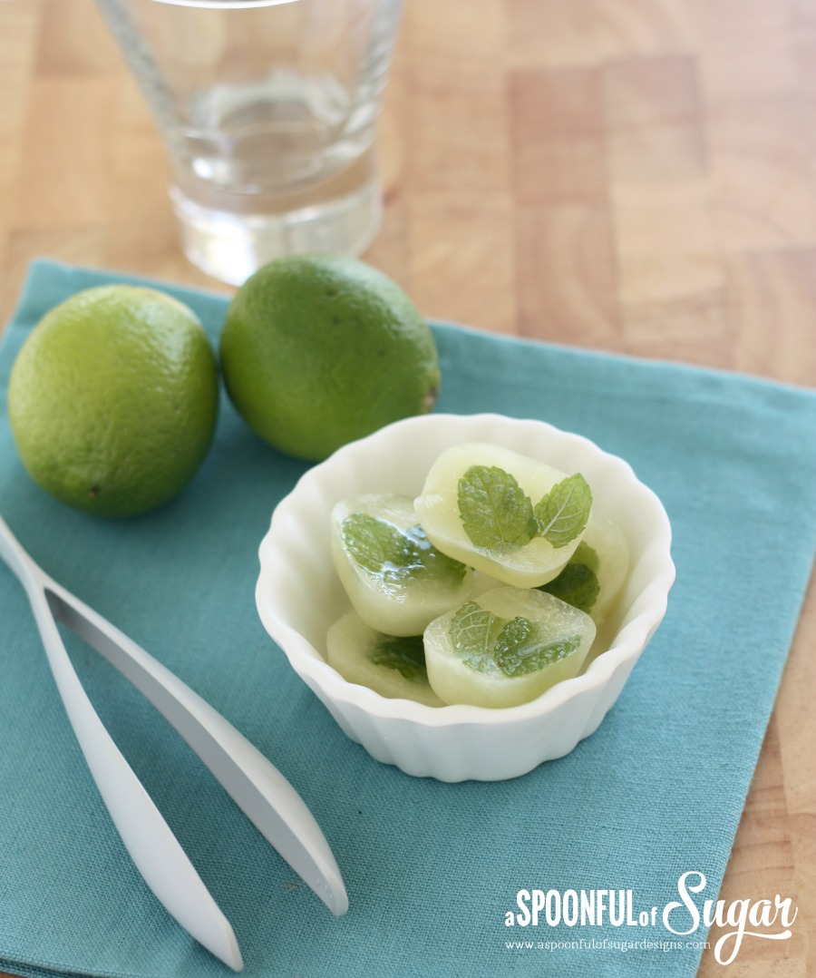 Lime Mint Ice