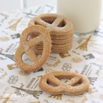 Brown Sugar Pretzel Cookies