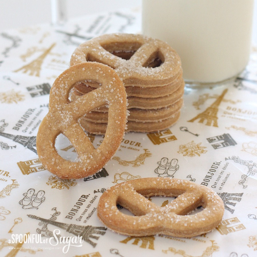 Brown Sugar Pretzels  5