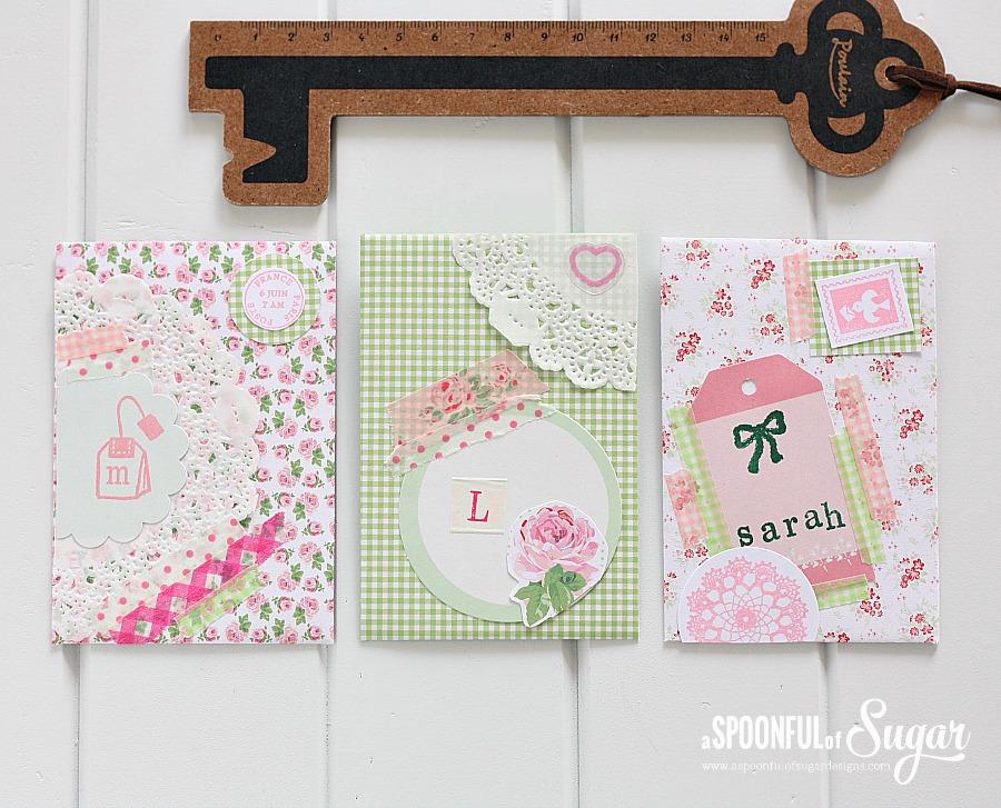 Handmade envelopes a spoonful of sugar for Homemade envelopes