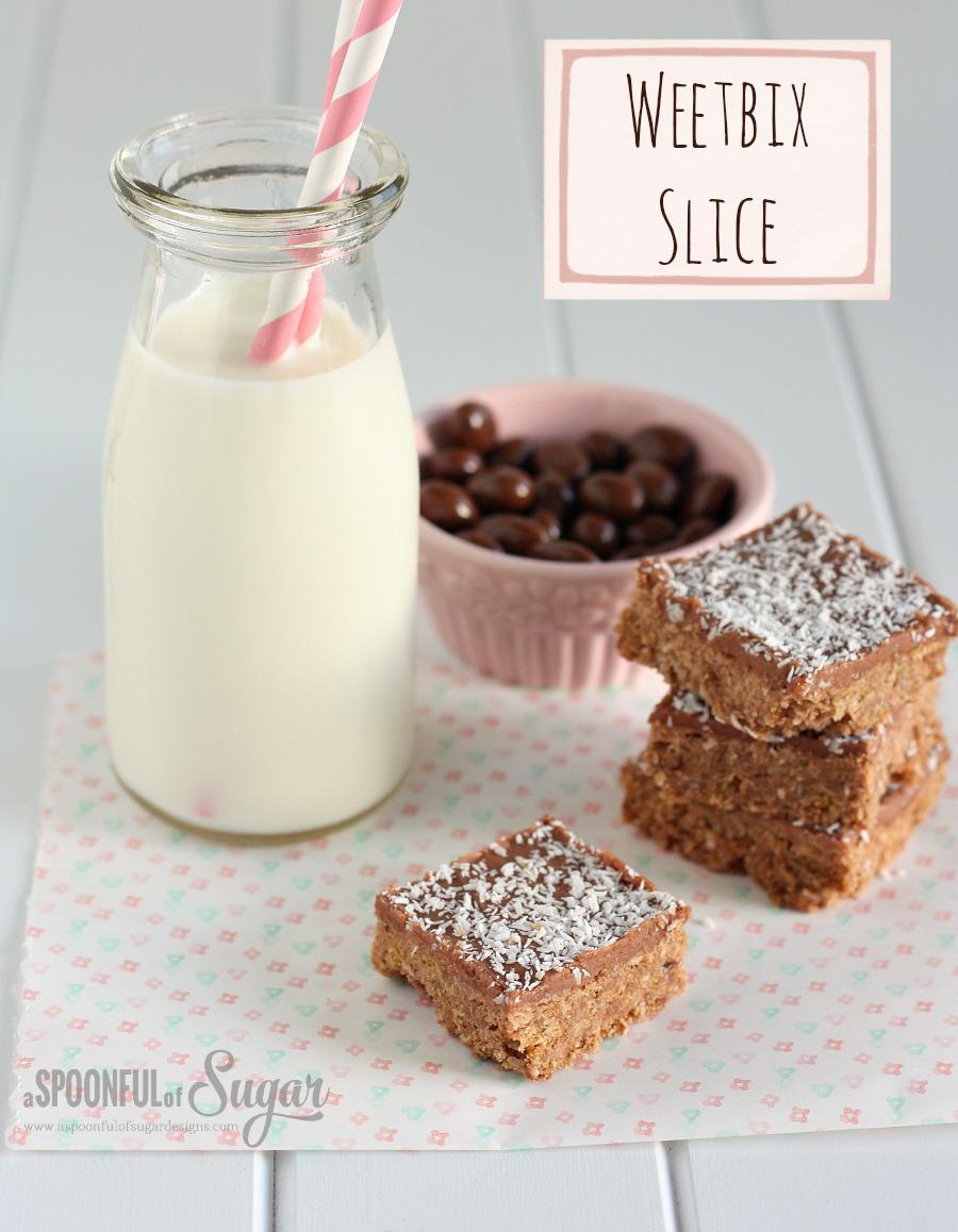 Easy Weetbix Slice Recipe