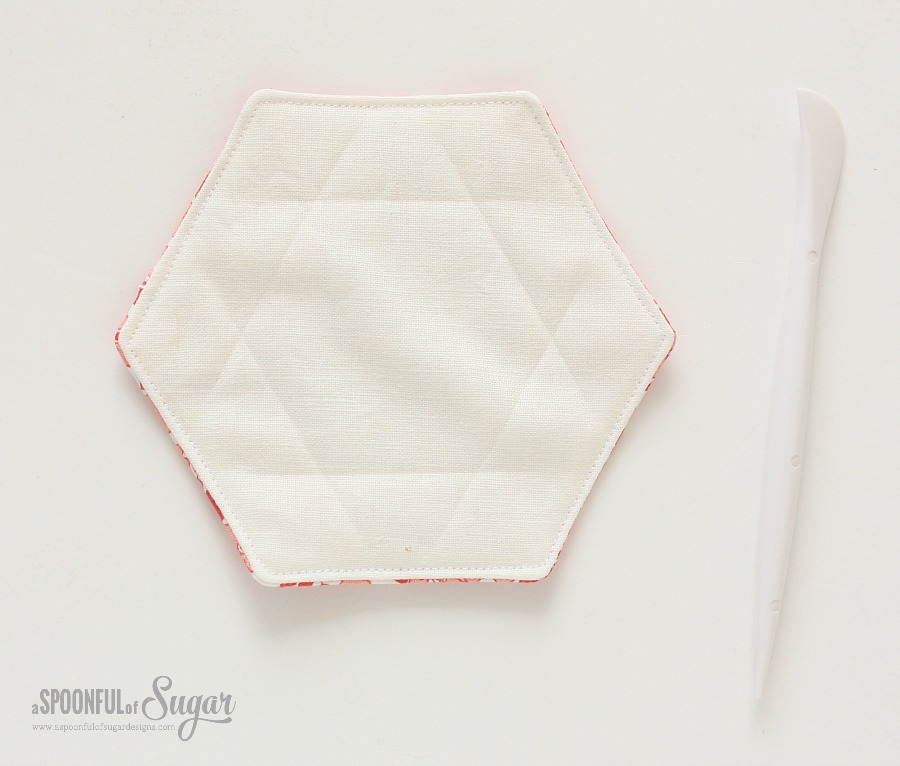 Hexagon Tray 2