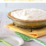 100 Years of Pyrex + Lemon Meringue Pie
