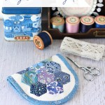 Liberty Hexie Sewing Kit