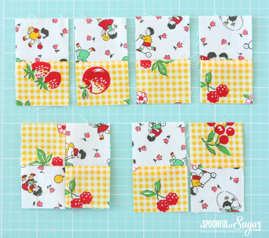 Fiesta Pot Holder Sewing Tutorial by A Spoonful of Sugar
