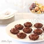 Chocolate & Salted Caramel Tarts
