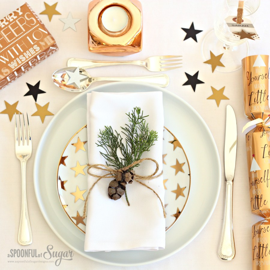 10 Simple Christmas Table Ideas
