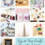 Top 10 Craft Projects
