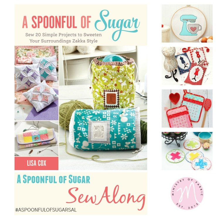 A Spoonful of Sugar Sew Along