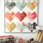 Tilda Heart of the Home Mini Quilt