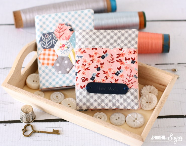 Card Holder by A Spoonful of Sugar