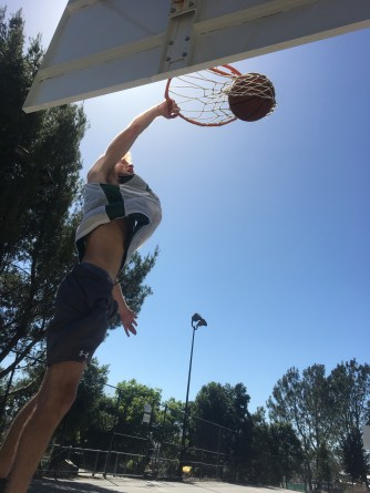 A former high school basketball player, Max Flohr has been told to envision success his entire life.