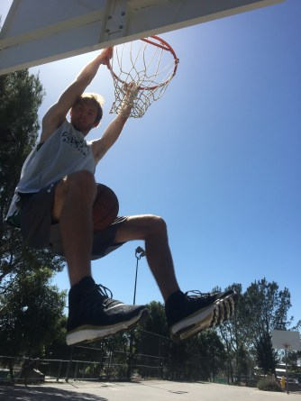 """Standing 6'5"""" and being able to play above the rim make things a little easier."""