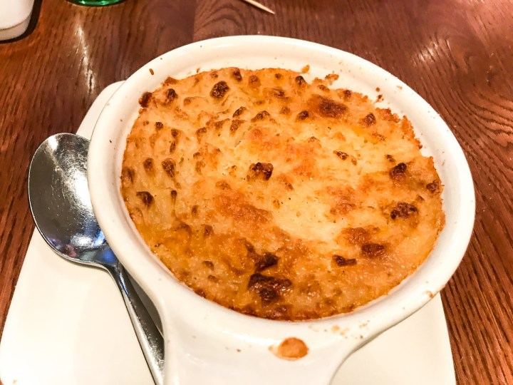 Shepherd's Pie in O'Sheehan's