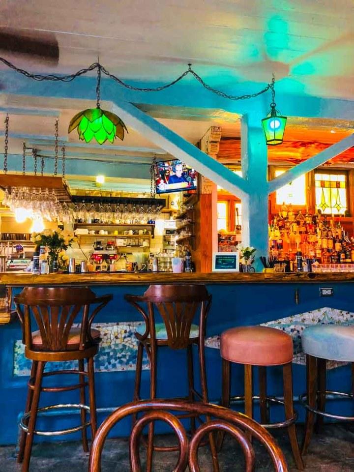 Blue Heaven Bar