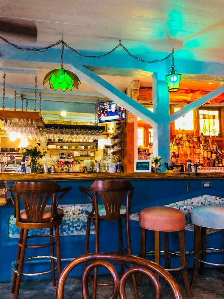 Blue Heaven Bar