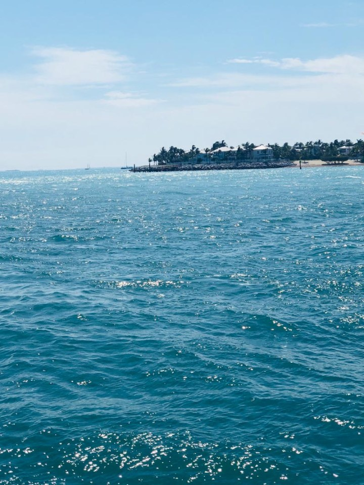 An island off of Key West