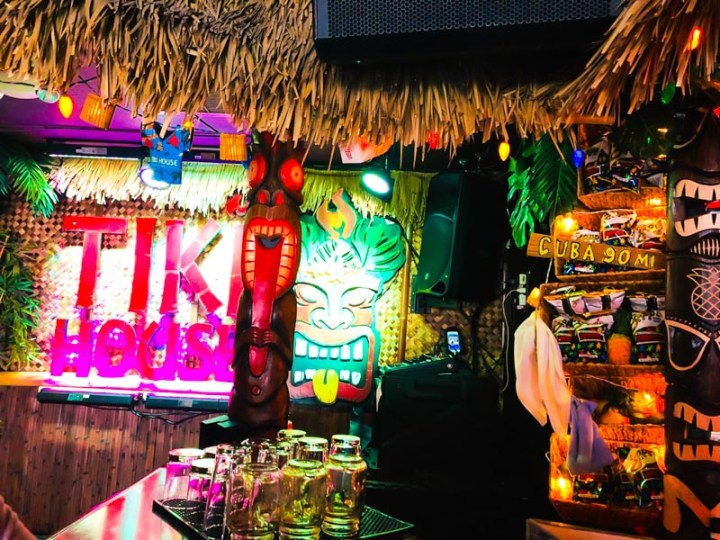 More of Tiki House