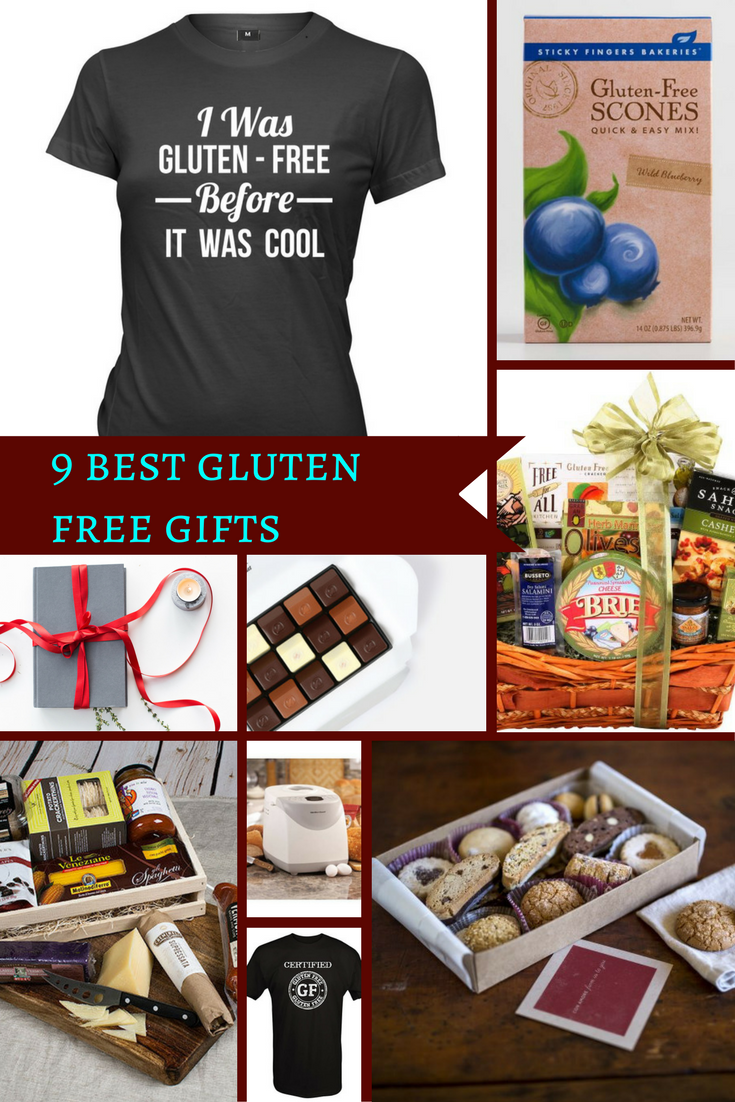 9 best gluten free gifts for celiacs gluten intolerants a 9 best glutenfreegifts for celiacs and gluten intolerants negle Image collections