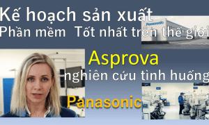 Kế hoạch sản xuất Phần mềm Tốt nhất trên thế giớinghiên cứu tình huống; Panasonic