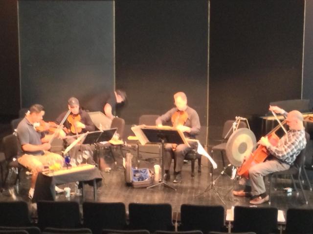 Movement VI - 'Ancient Consort of Viols'