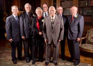 Morrison Center ASQ Anniversary Celebrations