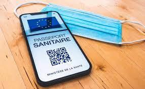 Mise en application du pass sanitaire