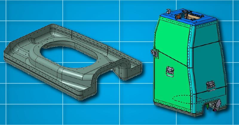 Composite Part Design