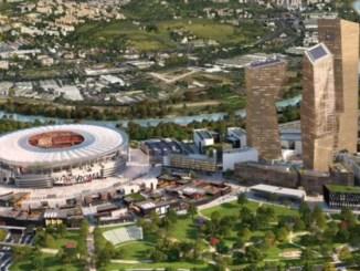 Roma Stadium complex (Photo: Stadio della Roma)