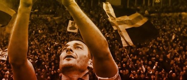Francesco Totti's selfie - AS Roma