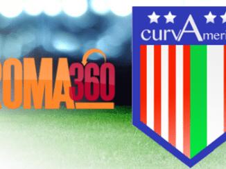 Partnership ASRoma360 CurvAmerica
