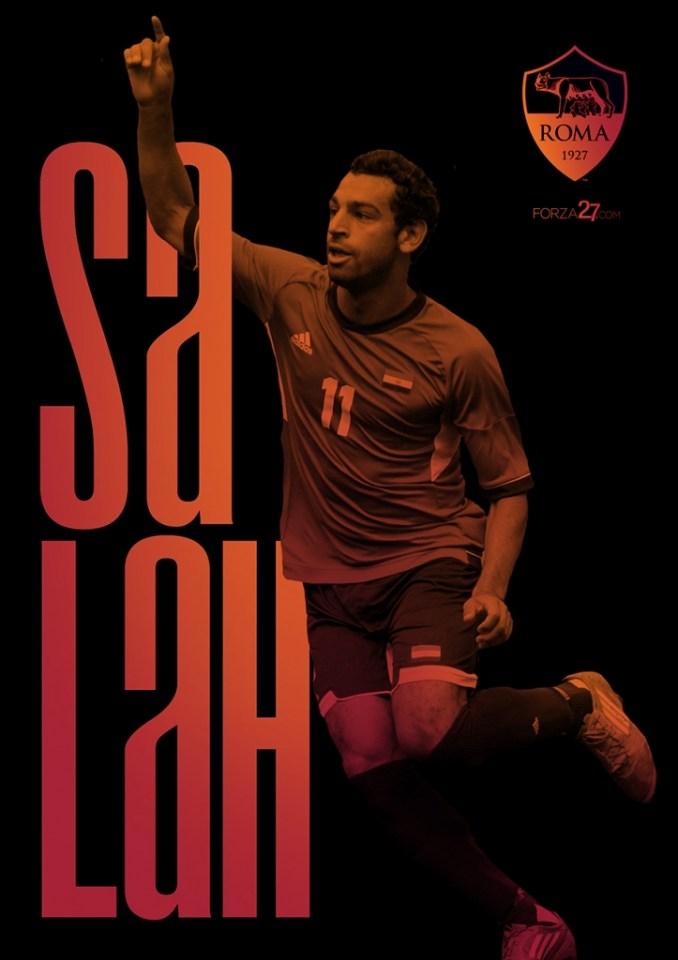 Salah-Egypt-Roma
