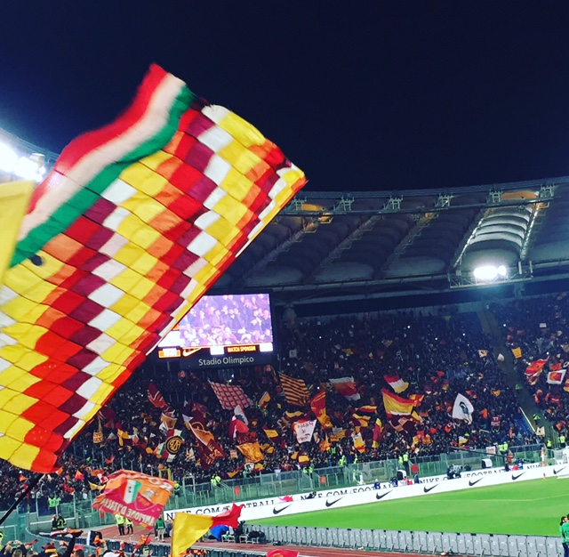 AS Roma fans