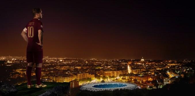 Tiempo Totti X Roma