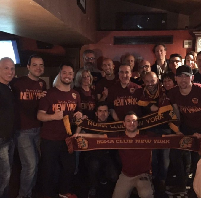Roma Club New York