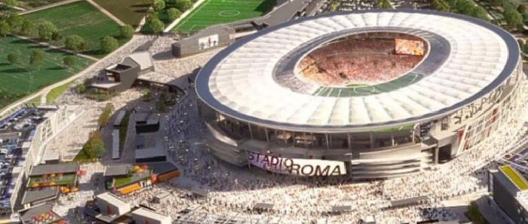 Stadio Della Roma