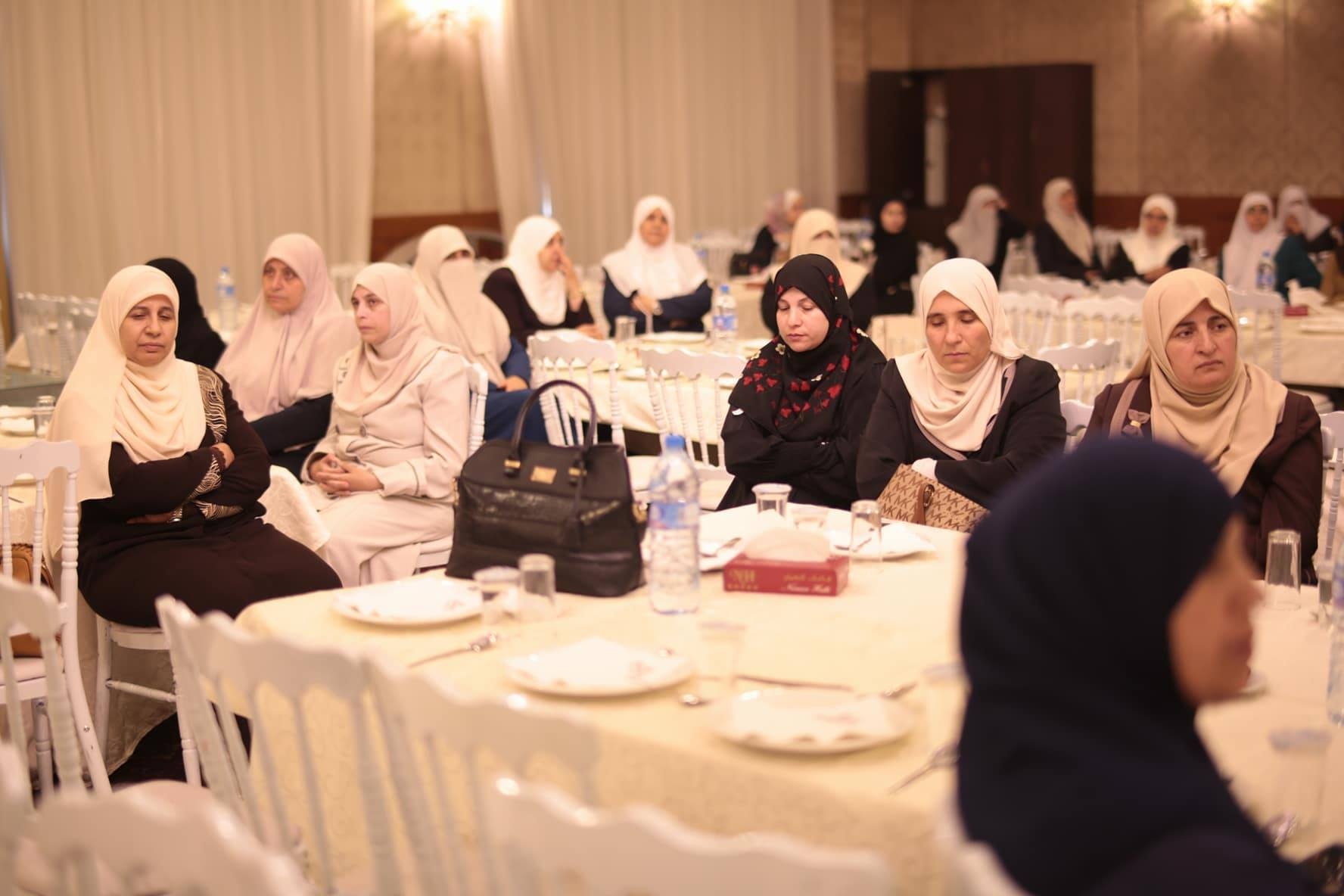 إفطار الحركة الاسلامية يبعث برسائل في عدة اتجاهات