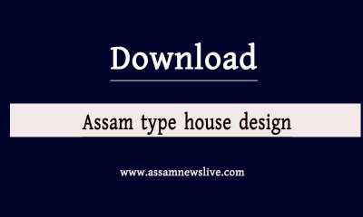 assam type house design