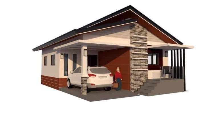assam type house design plan
