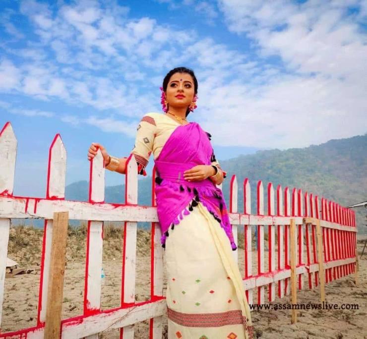 Ananya kashyap Assamese actress