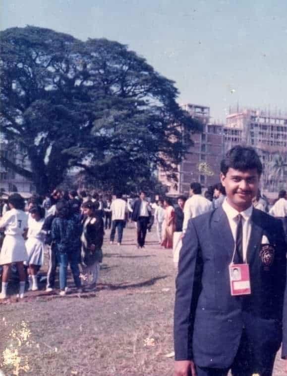 Himanta Biswa Sarma old Photo