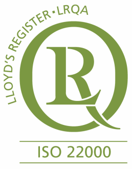 LLOYD'S REGISTER QUALITY ASSURANCE EN ISO 22000:2005