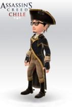 Traje de George Washington