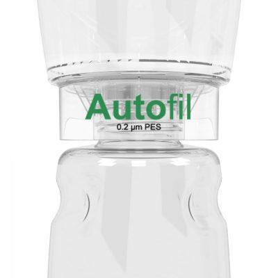 500ml Autofil® .2μm High Flow PES Bottle Top Filter, Full Assembly 12/case