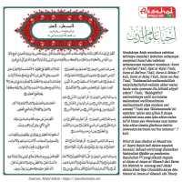 AMALAN NABIYULLAH KHADHIR AS DARI BAGINDA NABI MUHAMMAD ﷺ