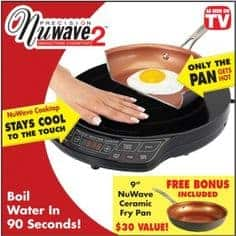 nuwave induction cooktop