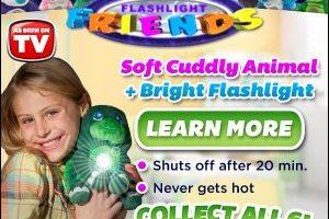 Flashlight Friends As Seen On TV
