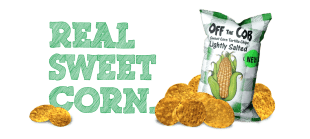 Off the Cob Home Grown Real Sweet Corn Chips Seen On Shark Tank