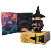 Switch Witch New Magical Halloween Book on Shark Tank